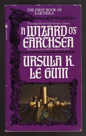 A Wizard of Earthsea -  Earthsea - Book 1  Ursula K. Le Guin  pb s1823