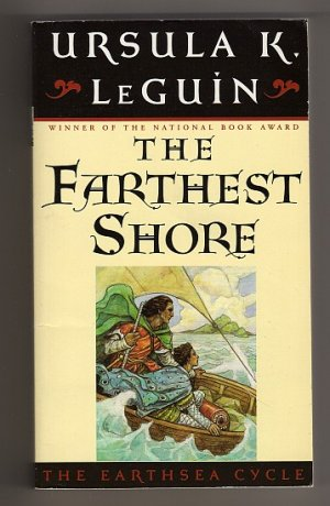 The Farthest Shore - Earthsea - Book 3  Ursula K. Le Guin  pb  s1825