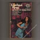 Gemini In Darkness by Clarissa Ross   Magnum Gothic Original  gothic romance  s1791