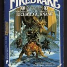 Firedrake - The Dragonrealm  Richard A. Knaak  First Edition, First Printing pb s1817