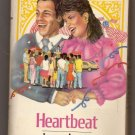 Heartbeat by Joyce Lezan  a Holloway House Heartline Romance BH209  s1163