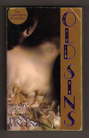 Old Sins A Novel by Penny Vincenzi 1992 paperback s1898