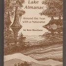 Mountain Lake Almanac: Around the Year with a Naturalist by Ken Morrison paperback s1476