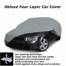 "Universal Deluxe 4 Layer Car Cover for Full Size Cars up to 210"" L  - 71003-F"