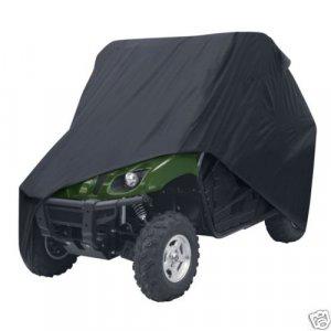 UTV Rugged All Weather Storage Cover Black - 18-046-010405-00