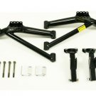 "Yamaha G2 G9 Golf Cart Car Jakes 6"" A Arm Lift Kit"
