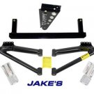 "Yamaha G16 G19 G20 Golf Cart Jakes 6"" A Arm Lift Kit"