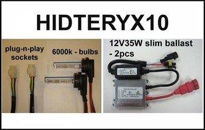 2010-2013 Kawasaki Teryx  Teryx4 HID Headlight Conversion Kit