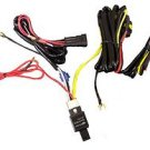 Eagle Eye Lights 320HID wiring harness HID Direct Wire for ATV & UTV