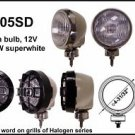 """4"""" Stainless Round 100W Super White Driving Light"""