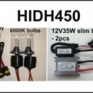 2006-12 Honda TRX450 35W HID Headlight Conversion Kit