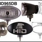 "Eagle Eye 8"" Black Oval HID 35W Driving Light"