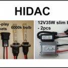 Arctic Cat Prowler 2006-12 35W HID Headlight Conversion Kit NIB!