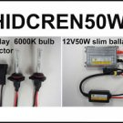 07-10 Can AM Renegade 50W HID Headlight Conversion Kit
