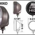 """Eagle Eye 9"""" Stainless Round 35W HID Driving Light"""