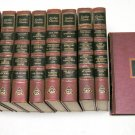Grolier Classics 1955 in Good Condition  - 10 VOLUMES (Hardcover)