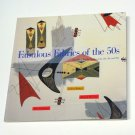 Fabulous Fabrics of the 50s by John Gramstad, Softcover