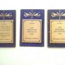 Molière Books, French Text, Les Femmes Savantes, L'école des Femmes, Les Precieuses, Larousse,