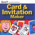 CARD AND INVITATION MAKER - SNAP