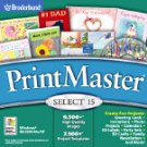 PRINTMASTER SELECT - VERSION 15