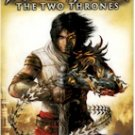 PRINCE OF PERSIA - TWO THRONES (CD-ROM)