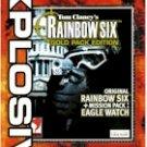 RAINBOW SIX - GOLD EDITION