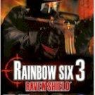 RAINBOW SIX 3 - RAVEN SHIELD (DVD-ROM)