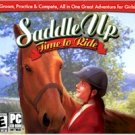 SADDLE UP - TIME TO RIDE (JEWEL CASE)