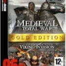 MEDIEVAL TOTAL WAR - GOLD ED. (DVD-ROM)