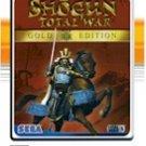 SHOGUN TOTAL WAR GOLD EDITION (DVD-ROM)