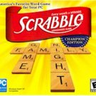 SCRABBLE - CHAMPION EDITION