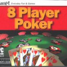 8 PLAYER POKER - SNAP