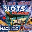 CLUB VEGAS - 10,000 SLOTS V1 (MAC ONLY)