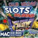 CLUB VEGAS - 10,000 SLOTS V2 (MAC ONLY)