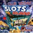 CLUB VEGAS - 10,000 SLOTS VOLUME 1