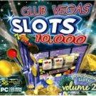 CLUB VEGAS - 10,000 SLOTS VOLUME 2
