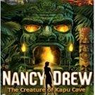 NANCY DREW - CREATURE OF KAPU CAVE