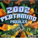 2002 PENTAMINO PUZZLES