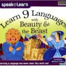 LEARN 9 LANGUAGES - BEAUTY AND THE BEAST