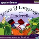 LEARN 9 LANGUAGES - WITH CINDERELLA