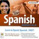 LEARN TO SPEAK SPANISH ESSENTIALS