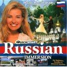 QUICKSTART IMMERSION RUSSIAN