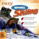 EASY DOWNHILL SKIING