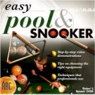EASY POOL AND SNOOKER