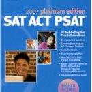KAPLAN SAT ACT PSAT 2007 PLATINUM