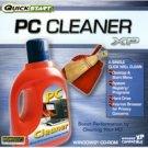 QUICKSTART PC CLEANER