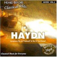 HAYDN VOL2 (HEARD BEFORE CLASSICAL HITS)