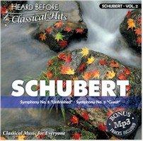 SCHUBERT V2 (HEARD BEFORE CLASS HITS)