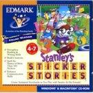 STANLEYS STICKER STORIES - JEWEL CASE