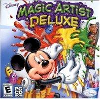 DISNEY - MAGIC ARTIST DELUXE